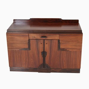 Art Deco Rosewood Credenza from Fa. Drilling, 1920s