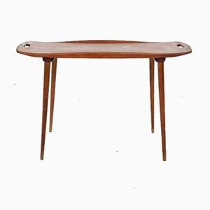 Teak Side Table by Jens Quistgaard, 1960s