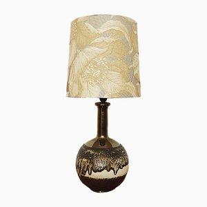Vintage Tischlampe aus Keramik, 1960er
