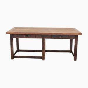 Tavolo industriale da fabbrica, anni '60