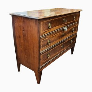 18th Century Louis XIV Style Walnut Dresser