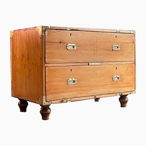 Antique No. 44 Campaign Dresser, 1890s