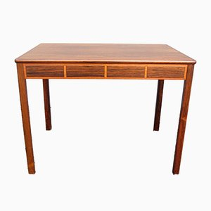 Rosewood Side Table by Yngvar Sandström for Seffle Möbelfabrik, 1950s