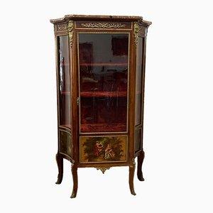 Mobiletto antico in stile Luigi XVI, fine XIX secolo