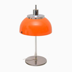 Vintage Italian Table Lamp by Harvey Guzzini, 1970s
