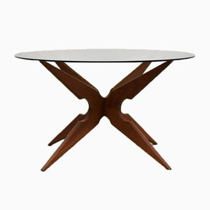 Danish Coffee Table by Vladimir Kagan for Sika Møbler, 1960s