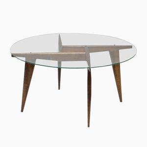 Tavolino da caffè di Gio Ponti per Singer & Sons, anni '50