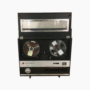 Japanese Model RQ-120S Tape Player and Recorder from National Panasonic, 1960s