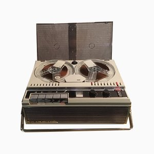 Italian Model G650 Recorder by Geloso John for Geloso Milano, 1960s