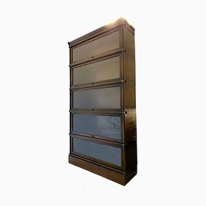 Antique Oak Modular Cabinet from Globe Wernicke, 1900s
