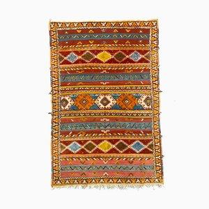 Mid-Century Moroccan Tribal Rug