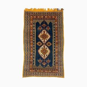 Marokkanischer Mid-Century Tribal Teppich