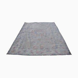 Großer türkischer Oushak Teppich von Vintage Pillow Store Contemporary, 1970er