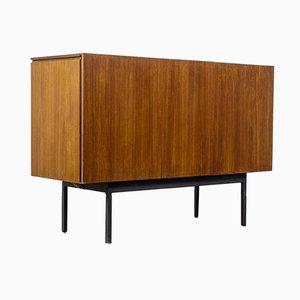 Minimalistisches Sideboard aus Teak von Dieter Wäckerlin für Behr, 1960er