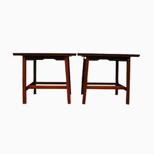 Tables d'Appoint, Chine, années 60, Set de 2
