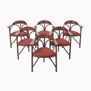 Chaises de Salle à Manger par Michael Thonet, années 2000, Set de 6