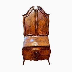 Antiker barocker Sekretär aus Palisander