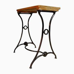 Antiker viktorianischer Werktisch