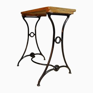 Antique Victorian Mill Table