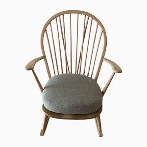 Sedia a dondolo nr. 315 di Lucian Ercolani per Ercol, anni '70