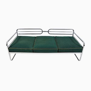 Bauhaus Chrome Sofa, 1930s