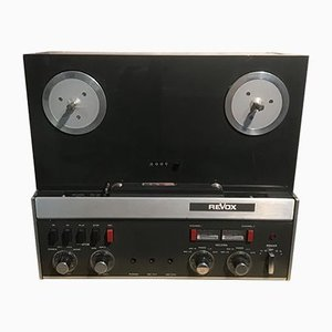 Schweizer Modell A77 MK IV Tonbandgerät von Revox, 1970er