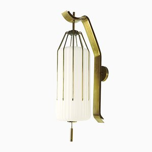 Large Italian Sconce by Angelo Lelli for Arredoluce, 1950s