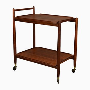Mid-Century Teak Trolley from White and Newton, 1960s