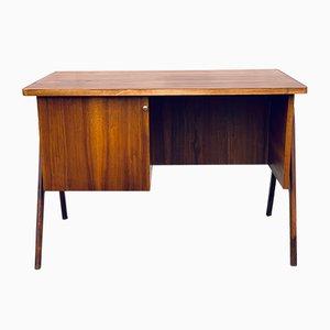 Dänischer Mid-Century Schreibtisch aus Teak von Svend Åge Madsen, 1950er