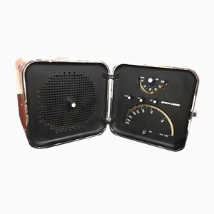 Italian Model TS502 Radio by Marco Zanuso and Richard Sapper for Brionvega, 1960s