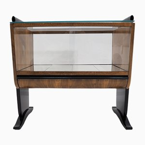 Art Deco Bar Trolley by Jindřich Halabala for UP Závody, 1930s