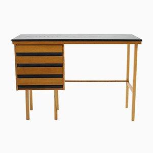 Vintage Oak Desk, 1970s