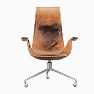 Mid-Century Modell FK 6725 Tulip Chair von Preben Fabricius & Jørgen Kastholm für Kill International