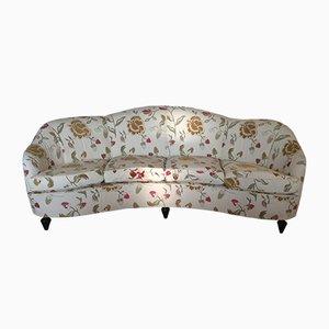 Geschwungenes Vintage Sofa, 1960er