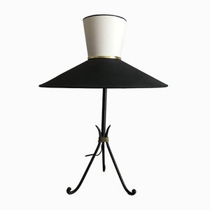 Tripod Table Lamp, 1950s
