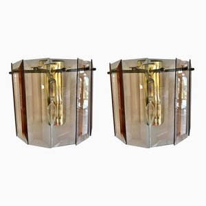 Sconces from Fontana Arte, 1960s, Set of 2