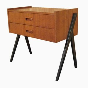Scandinavian Teak Dresser, 1950s