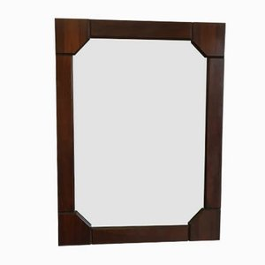 Rosewood Mirror, 1960s