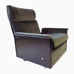 Grauer Modell 620 Sessel von Dieter Rams für Vitsoe, 1960er