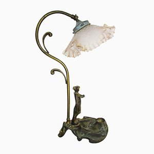 Art Nouveau Table Lamp, 1920s