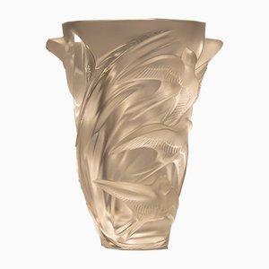 Vase en Cristal Satiné par René Lalique, France