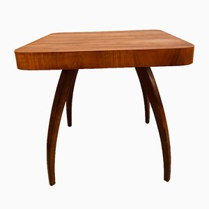 Model H-259 Spider Dining Table by Jindřich Halabala for UP Závody, 1930s