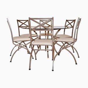 Table de Salle à Manger & Chaises par Pierre Vandel pour Pierre Vandel, années 70