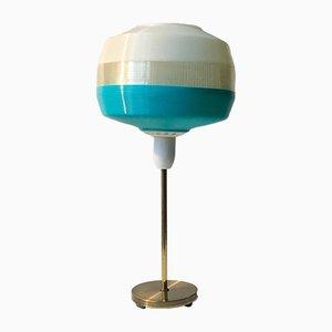 Lámpara de mesa francesa vintage de Heifetz Rotaflex, años 60