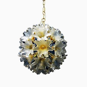 Mid-Century Murano Glass Sputnik Chandelier by Paolo Venini for VeArt
