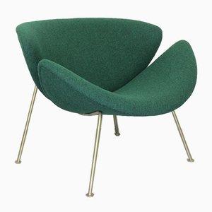 Mid-Century Orange Slice Chair von Pierre Paulin für Artifort