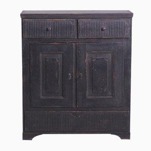 Mobiletto gustaviano antico, inizio XIX secolo