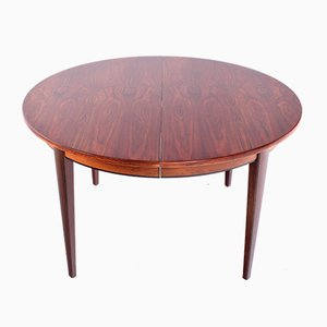 Rosewood Dining Table by Gunni Omann for Omann Jun, 1950s