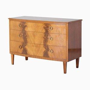 Mid-Century Mahogany Dresser from J. O. Carlssons.