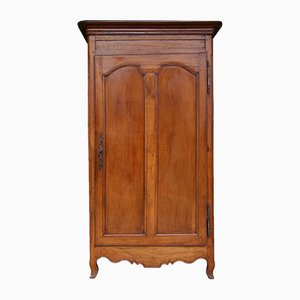 Antique Louis XV French Cherrywood Cabinet
